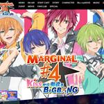 TVアニメ『MARGINAL#4 KISSから創造るBig Bang』公式サイト