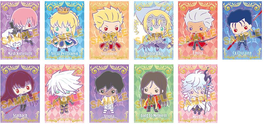 Fate/Grand Order【Design produced by Sanrio】