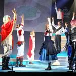 舞台『イケメン革命◆アリスと恋の魔法 THE STAGE  Episode 黒のエース フェンリル=ゴッドスピード」