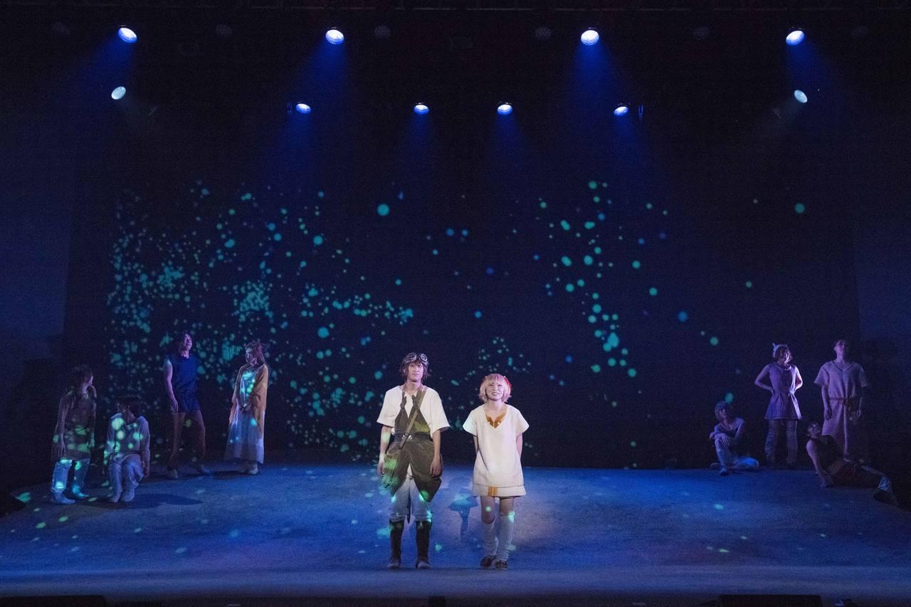 舞台『クジラの子らは砂上に歌う』