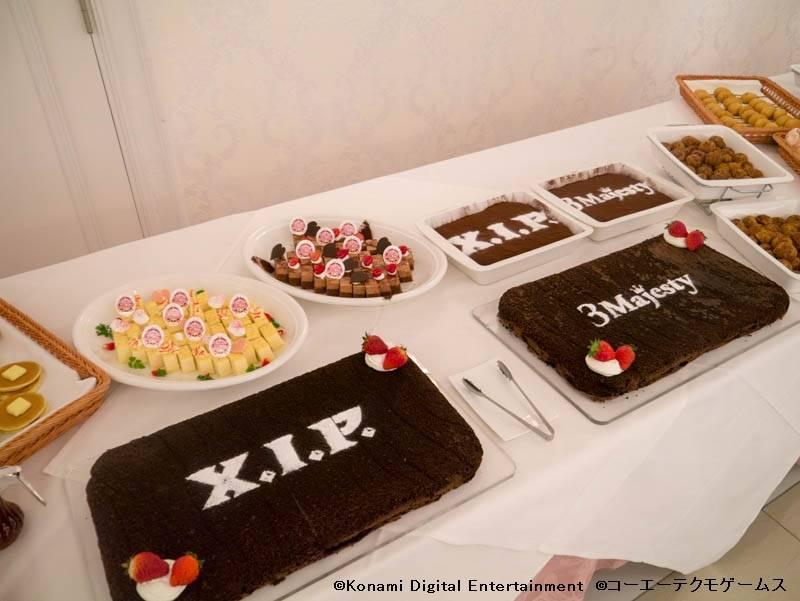 ときめきレストラン X.I.P. 3 Majesty チョコレートケーキ