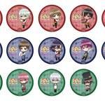 イケメン革命◆アリスと恋の魔法/オリジナルコースター
