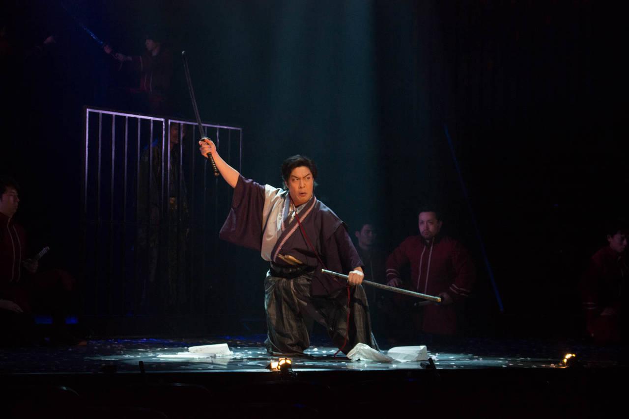 駆けはや舞台画像 桂小五郎