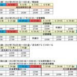 舞台『刀剣乱舞』/公演情報