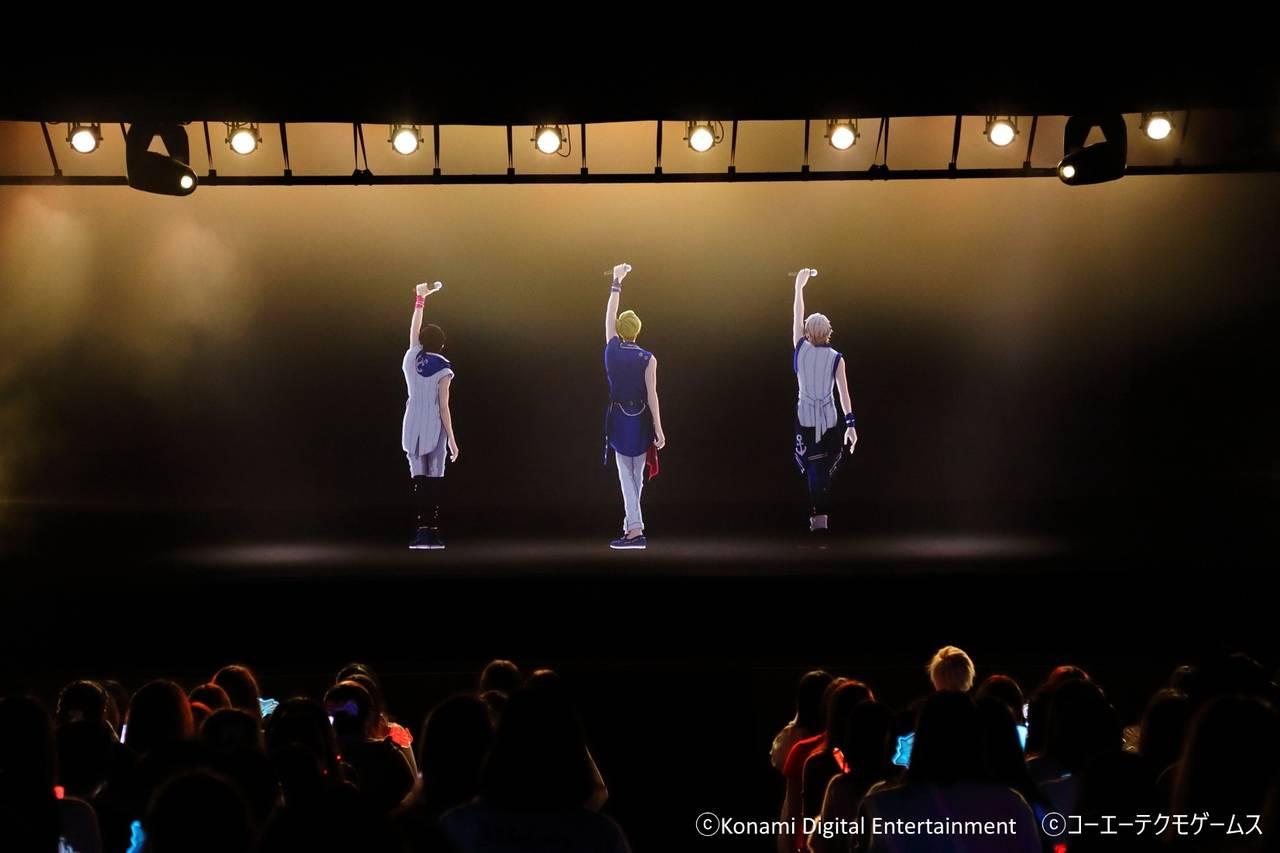 ときレス5thAnnivライブ 3 Majesty②