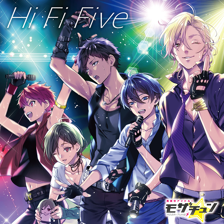 真夜中アイドル!モザチュン/Hi Fi Five