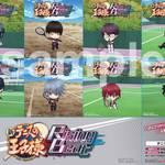 リズムゲームアプリ「新テニスの王子様 RisingBeat」