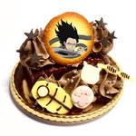 相澤消太の合理的休息ブラウニーケーキ(720円)