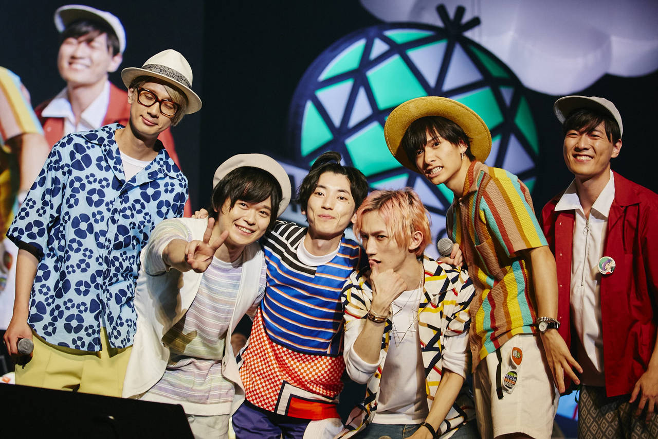 『A3! SECOND Blooming FESTIVAL』2