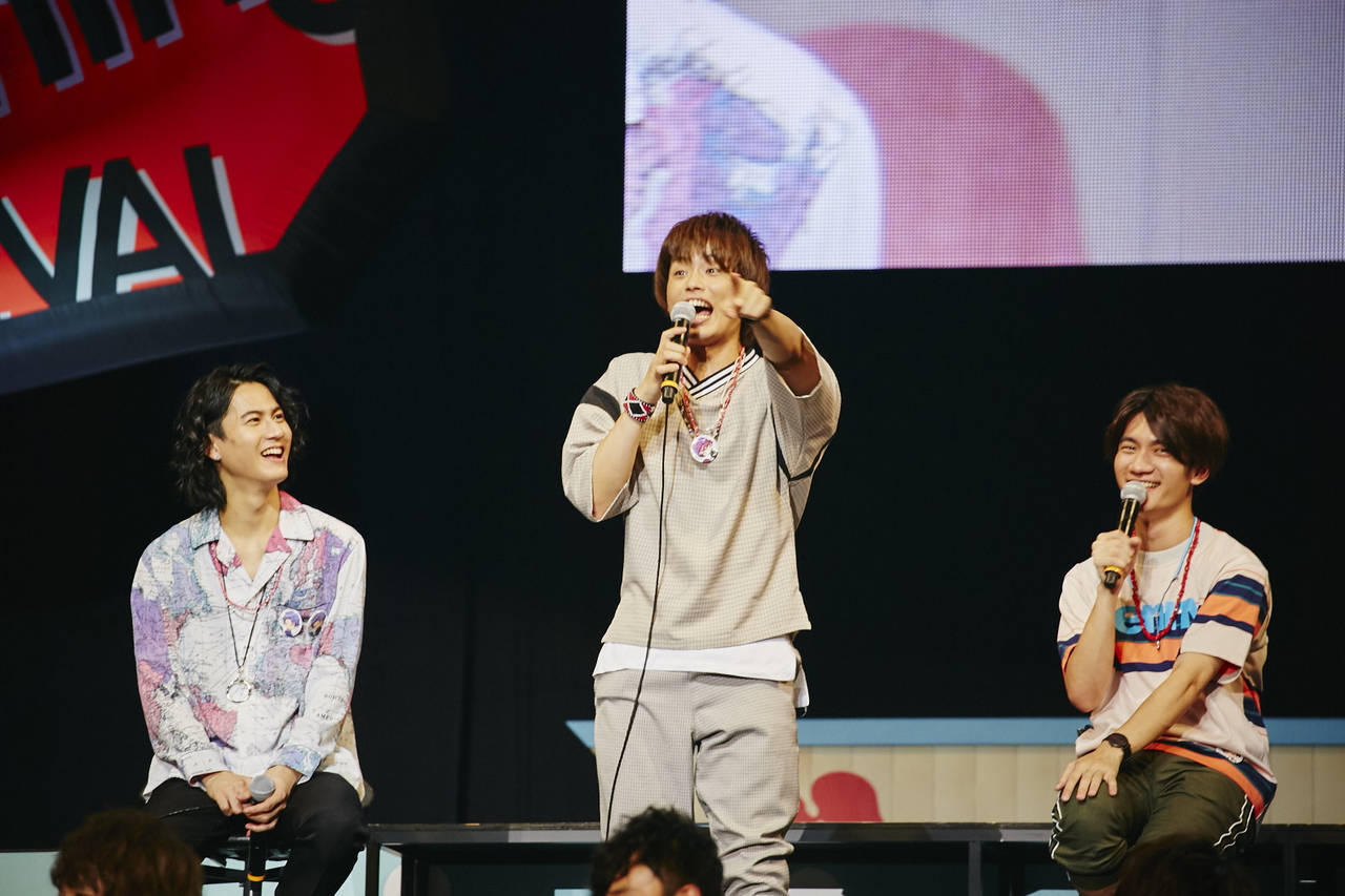 『A3! SECOND Blooming FESTIVAL』5