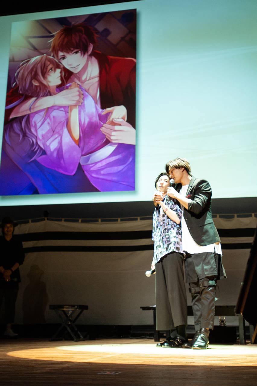 『イケメン戦国感謝祭』イベントレポートnuman12