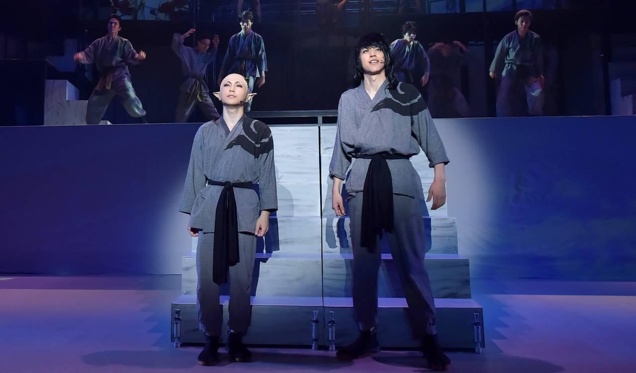 舞台『最遊記歌劇伝-異聞-』開幕! 公式フォトセッションレポート公開 numan(ヌーマン)20
