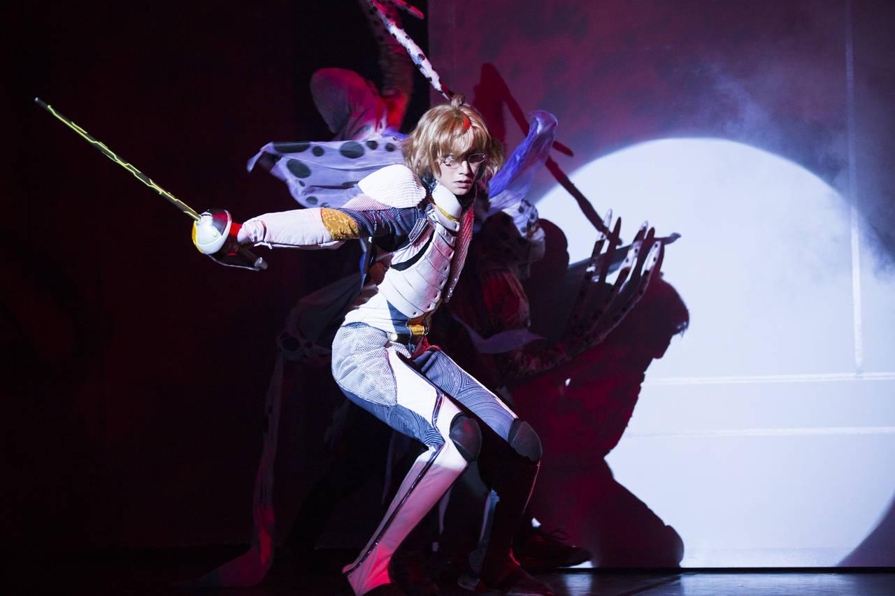 舞台「劇団シャイニング from うたの☆プリンスさまっ♪『ポラリス』」4