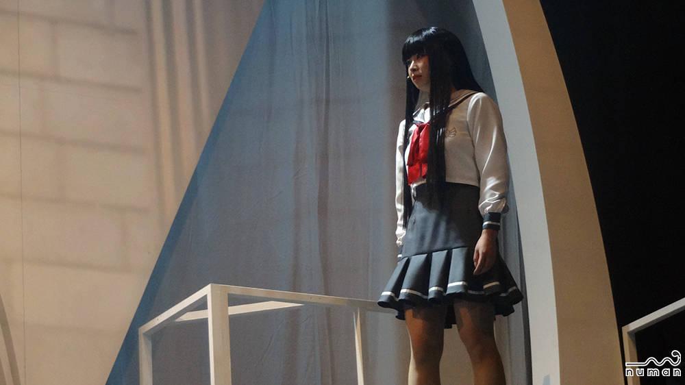 舞台『NORN9 ノルン+ノネット』レポートnuman(ヌーマン)6