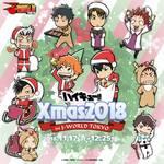 大人気漫画『ハイキュー!!』のクリスマスイベントがJ-WORLD TOKYOで開催決定!2
