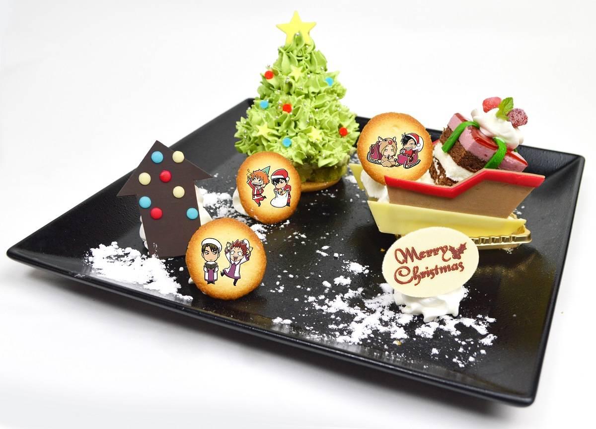 『ハイキュー!!』のクリスマスイベントがJ-WORLD TOKYOにて開催決定!5