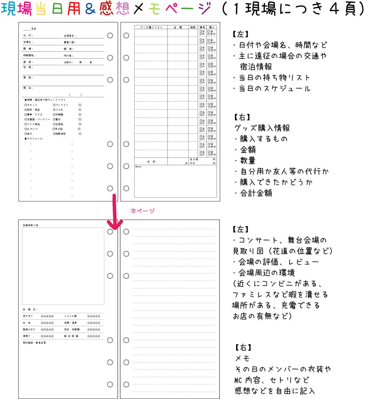 ドルヲタ手帳3