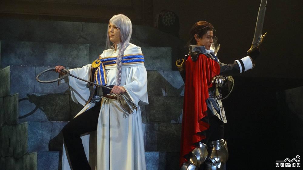 歌劇派ステージ『ダメプリ』初日会見2