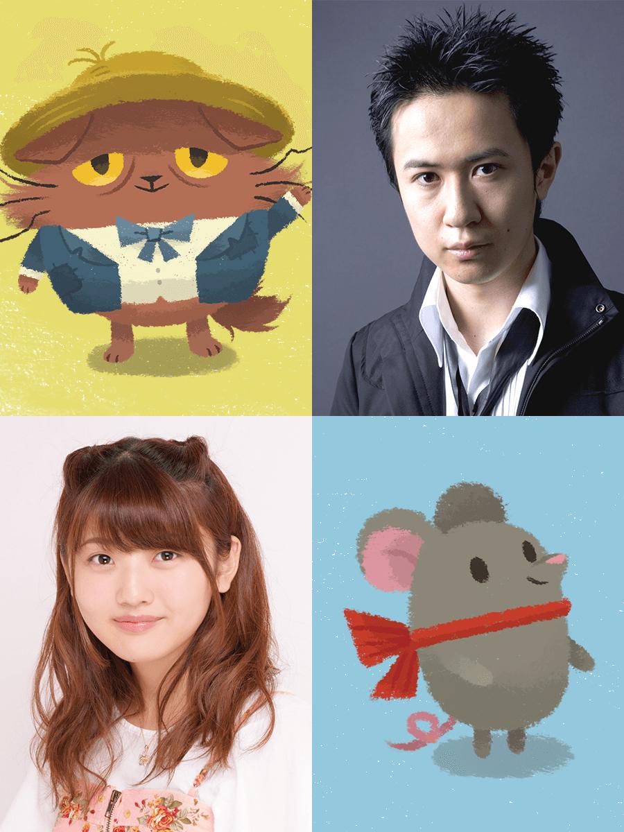 『猫のニャッホ』TVアニメ化決定!2