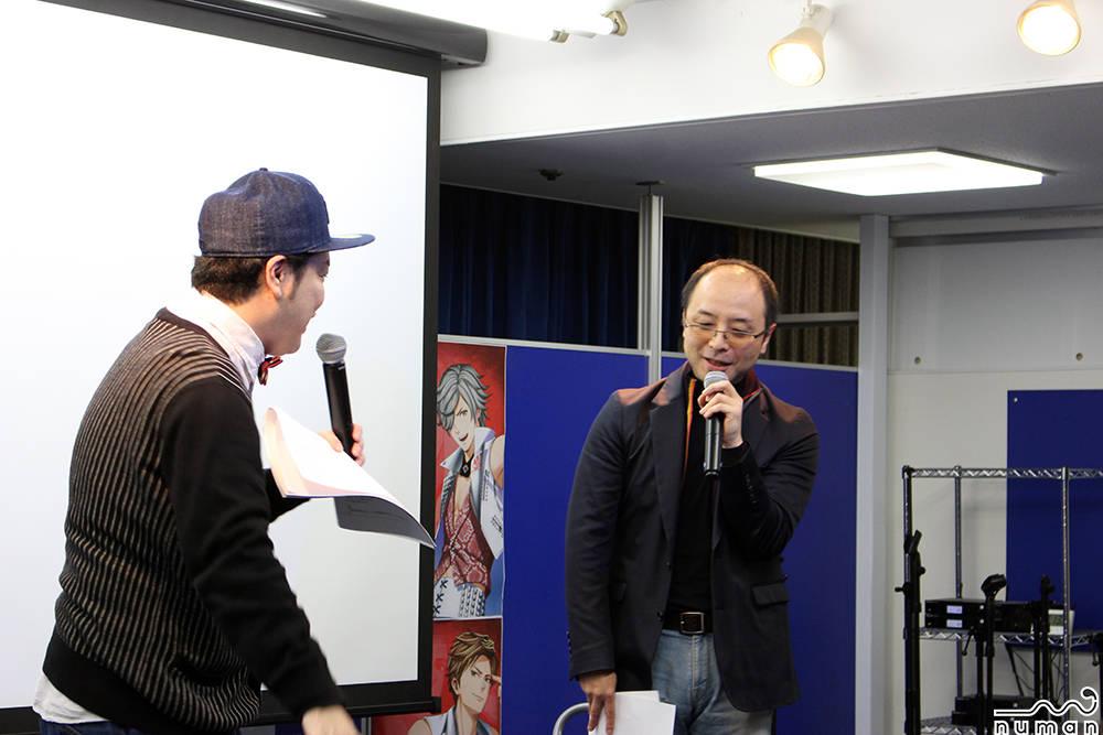 内田明理が楽曲秘話を公開!「ARP」ミニアルバム発売記念トークショーイベントレポート numan4721