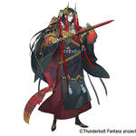 『Thunderbolt Fantasy』総監修・虚淵玄インタビュー サンファン numan 7