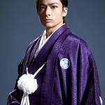 音楽活劇『SHIRANAMI』第14代将軍徳川家茂役小澤廉さん