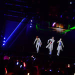 ARPが横浜ライブ『KICK A'LIVE2』numan 5