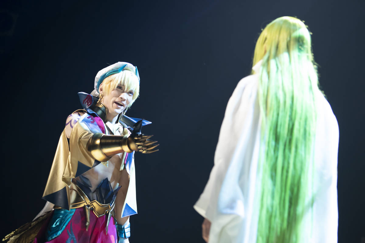 『Fate/Grand Order THE STAGE -絶対魔獣戦線バビロニア-』numan5
