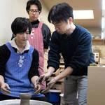 梅原裕一郎&白井悠介の陶芸体験に密着!|『声優男子ですが…?』6