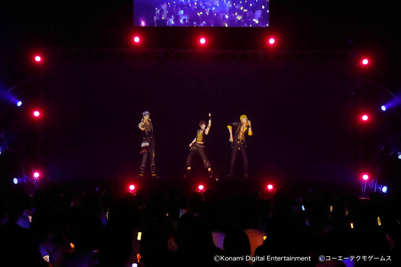 numan4  3 Majesty × X.I.P LIVE 5th Anniversary Tour in Sanrio Puroland