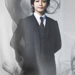 アルバート・ジェームズ・モリアーティ役:久保田秀敏