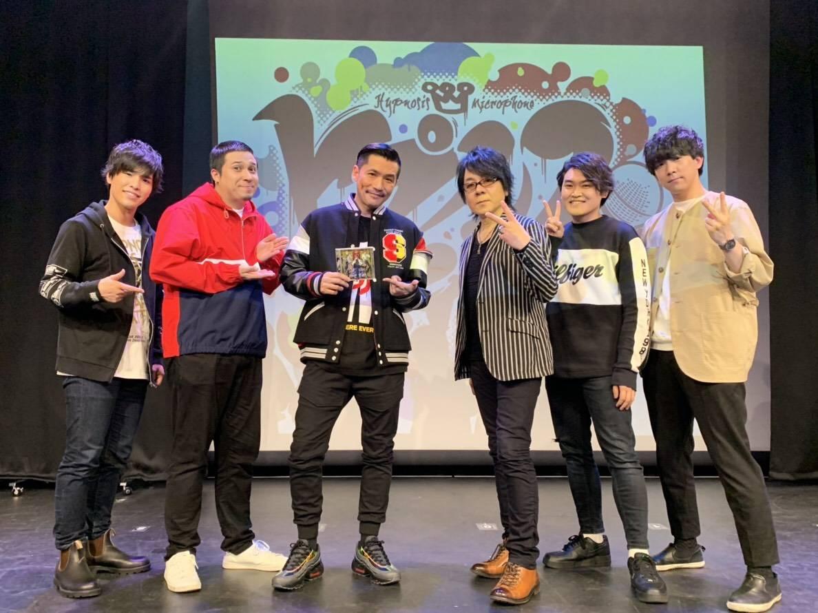 ヒプノシスマイク「The Champion」の発売記念特番を放送!  numan2