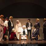 舞台『K -RETURN OF KINGS-』 ~開幕レポート~キャスト14名コメント