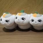 トリプルニャンコ先生ぬいぐるみチャーム(全3種) ¥926 (税抜)