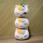 トリプルニャンコ先生ぬいぐるみ(全3種) ¥1,389 (税抜)