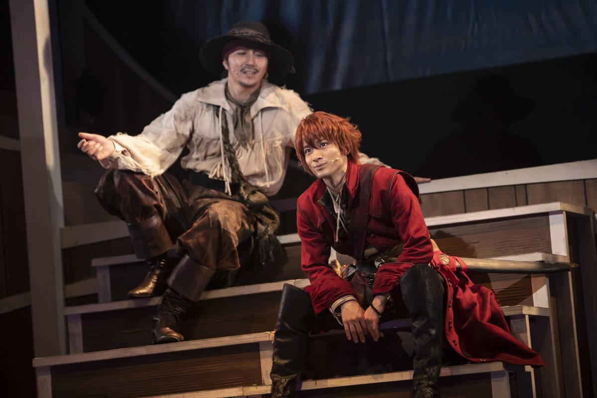 劇団シャイニング from うたの☆プリンスさまっ♪『Pirates of the Frontier』初日2