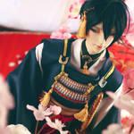 「刀剣乱舞-ONLINE-」三日月宗近 キャストドール 画像6