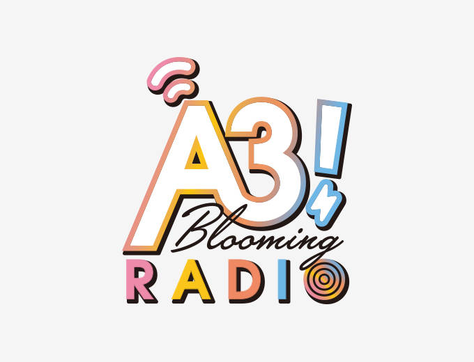 A3! Blooming RADIO ロゴ 画像