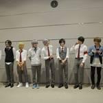 舞台「俺たちマジ校デストロイ」開幕 囲み会見 写真2