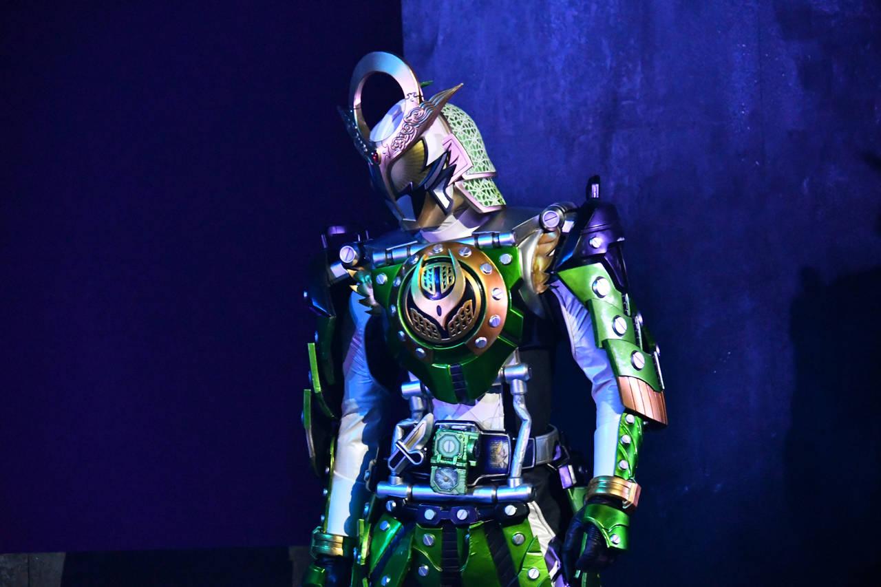 『鎧武』を完全リスペクト!舞台『仮面ライダー斬月』 -鎧武外伝- 公演レポート numan16