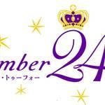 ムービック number24 ロゴ