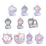 「銀魂×Sanrio characters」コラボカフェオリジナルグッズ1