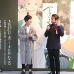 「アニメ 夏目友人帳」展 画像9