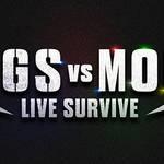 神谷浩史と小野大輔「DGS VS MOB LIVE SURVIVE」 画像