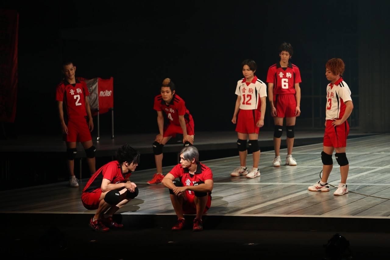 ハイパープロジェクション演劇『ハイキュー!!』〝東京の陣〞7