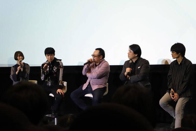 杉田智和、花澤香菜と豪華制作陣が登壇!TVアニメ『消滅都市』先行上映イベントレポート