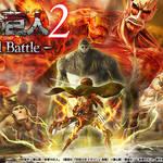 『進撃の巨人2 -Final Battle-』アクション動画 画像