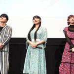 『コードギアス 復活のルルーシュ』記念舞台挨拶 写真7