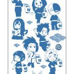 僕のヒーローアカデミア』が神田祭とコラボレーション!4