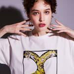X-girl×「ジョジョの奇妙な冒険 黄金の風」写真5